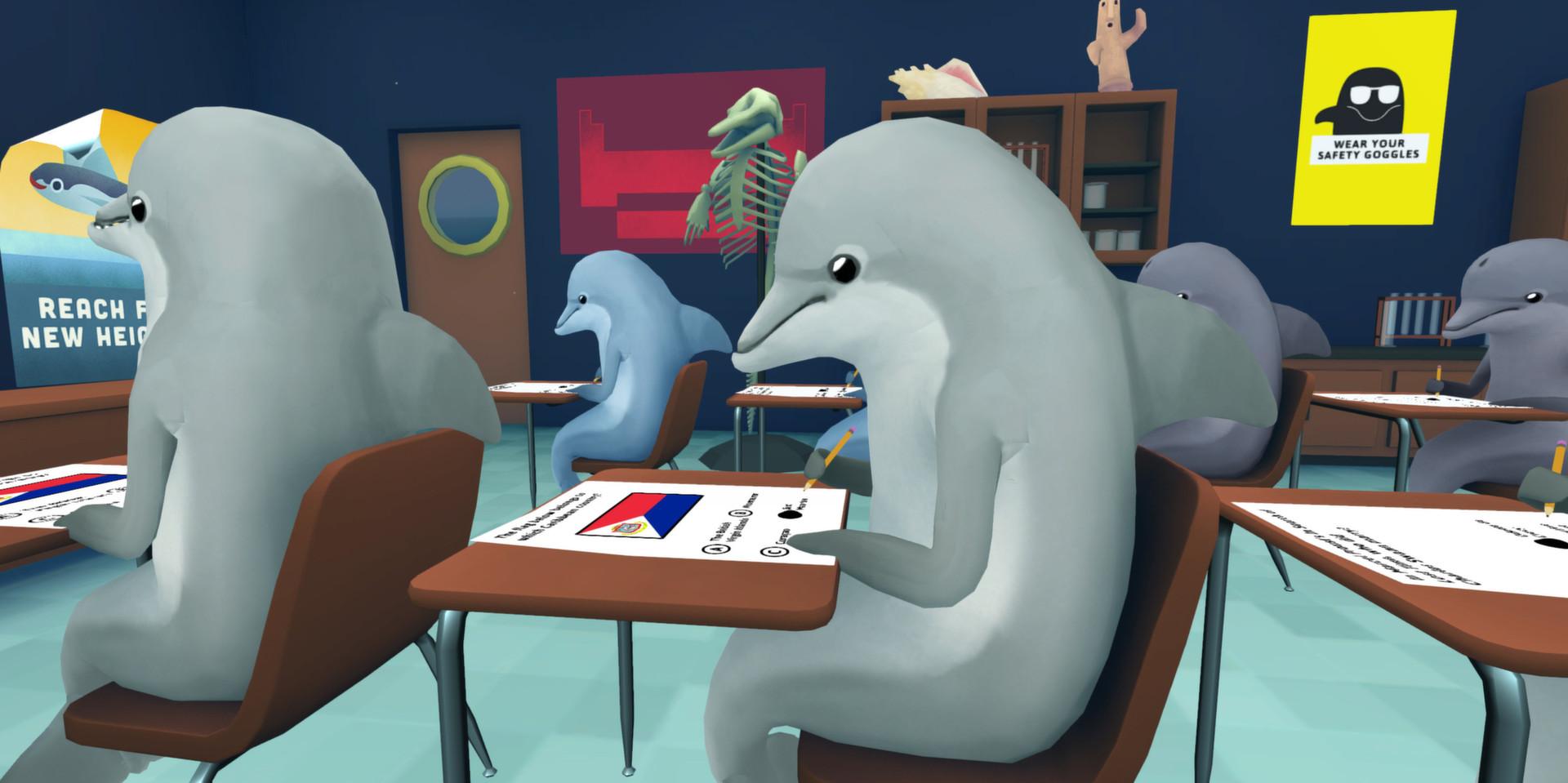 Classroom Aquatic Demo on Steam
