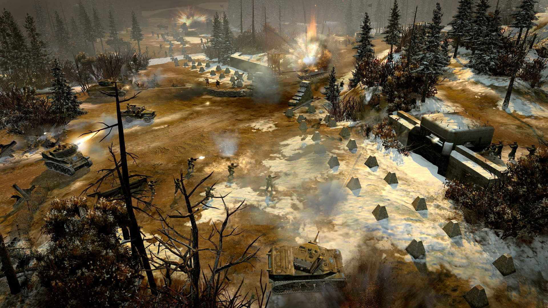 Company Of Heroes 2 Ardennes Assault PC (RELOADED) 4