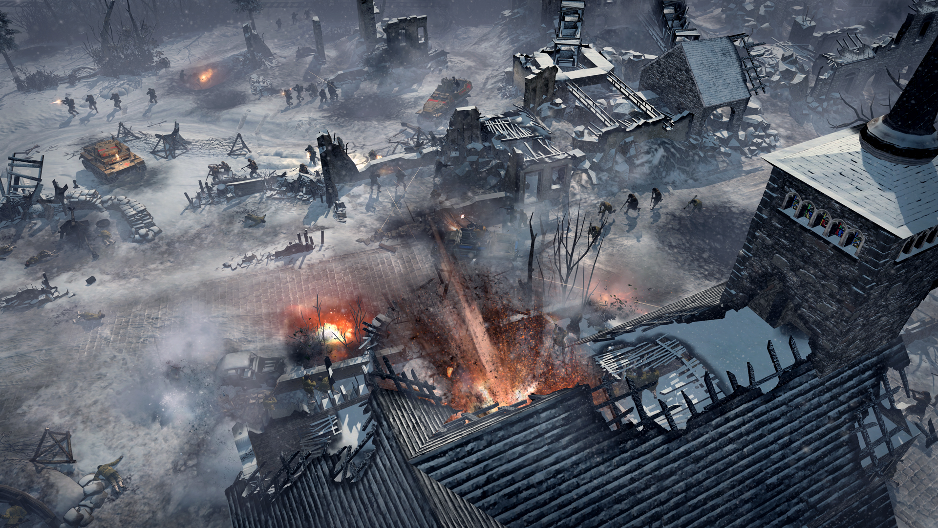 Company Of Heroes 2 Ardennes Assault PC (RELOADED) 8