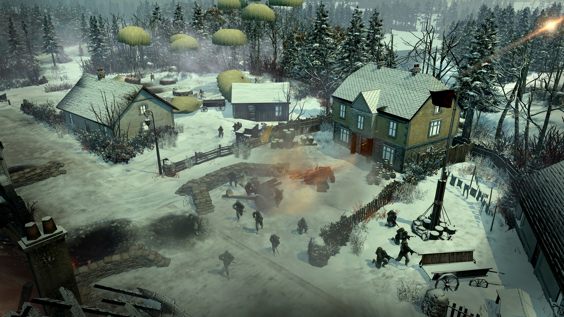 Company Of Heroes 2 Ardennes Assault PC (RELOADED) 6