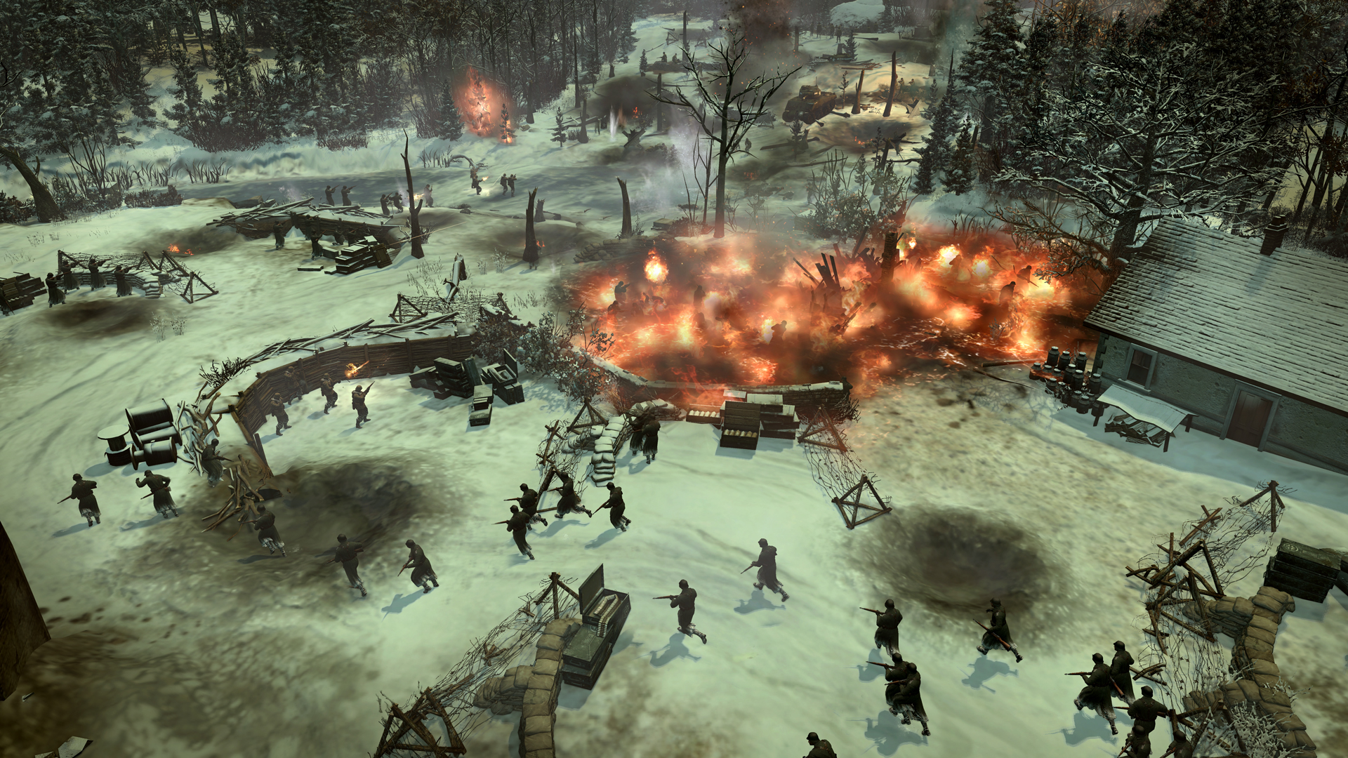 Company Of Heroes 2 Ardennes Assault PC (RELOADED) 10
