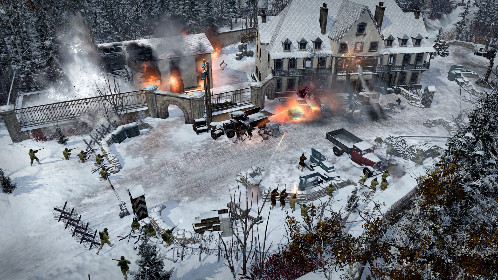 Company Of Heroes 2 Ardennes Assault PC (RELOADED) 9