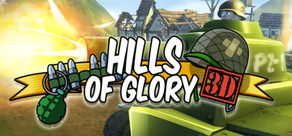 Hills Of Glory 3D cover art