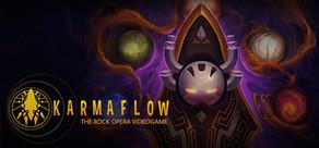 Karmaflow: The Rock Opera Videogame cover art