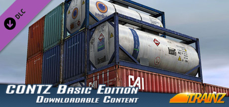 Trainz Simulator DLC: CONTZ Pack - Basic Edition