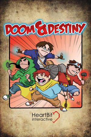 Doom & Destiny poster image on Steam Backlog