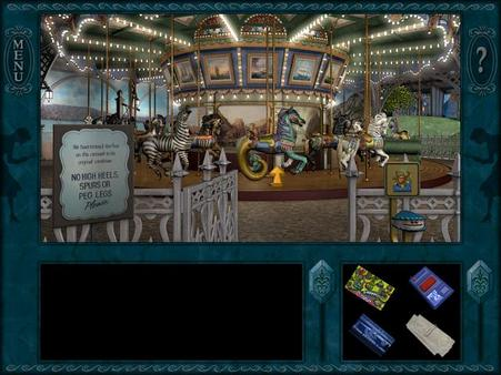 Nancy Drew®: The Haunted Carousel