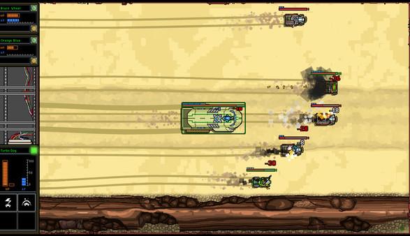 Screenshot of Convoy