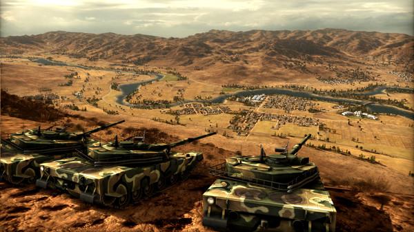 скриншот Wargame Red Dragon - Second Korean War DLC 1