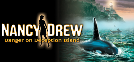 Nancy Drew : Danger on Deception Island