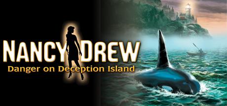 Nancy Drew : Danger on Deception Island