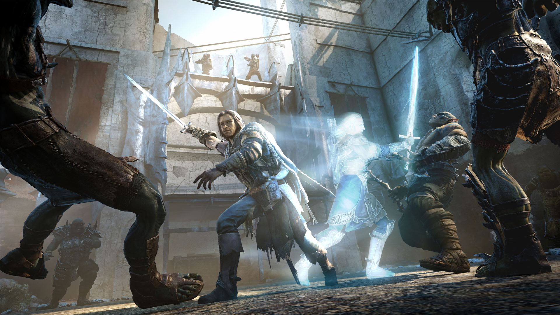 KHAiHOM.com - Middle-earth: Shadow of Mordor - Test of Speed