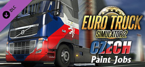Euro Truck Simulator 2 - Czech Paint Jobs Pack cover art