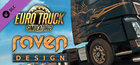 Euro Truck Simulator 2 - Raven Truck Design Pack
