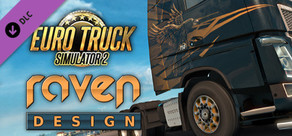Euro Truck Simulator 2 - Raven Truck Design Pack cover art