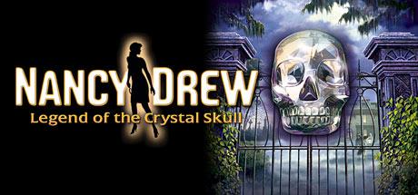 Купить Nancy Drew®: Legend of the Crystal Skull