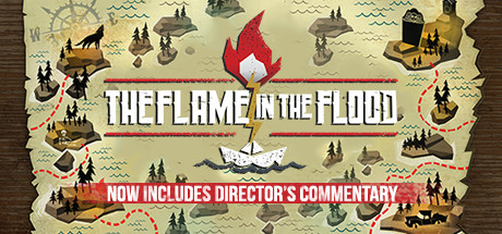 The Flame in the Flood cover art