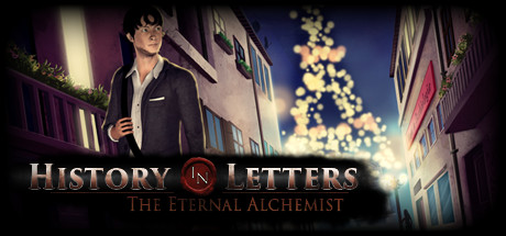 History in Letters - The Eternal Alchemist title thumbnail
