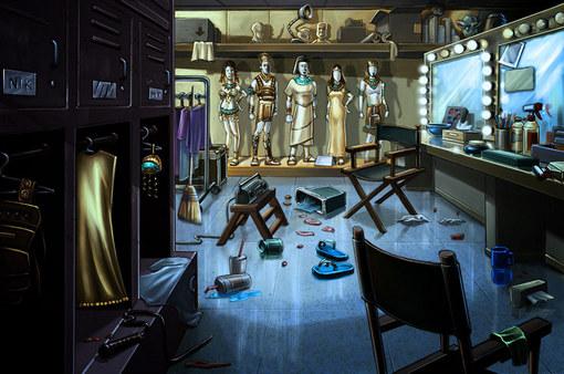 Nancy Drew® Dossier™: Lights, Camera, Curses!