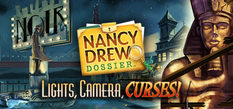 Купить Nancy Drew® Dossier: Lights, Camera, Curses!