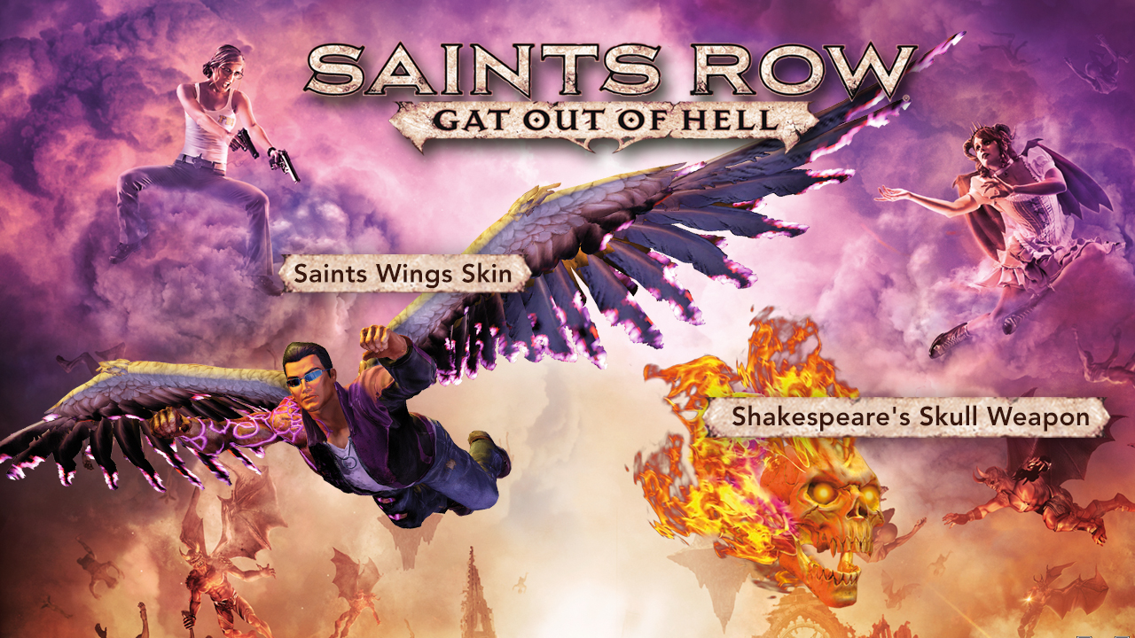 Saint S Row Gat Out Of Hell Devil S Workshop Pack On Steam