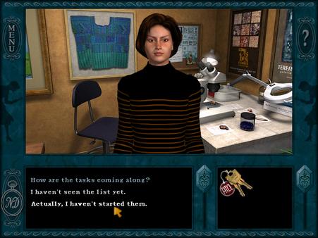 Nancy Drew®: Secret of the Scarlet Hand
