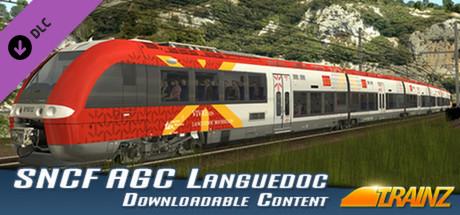 Trainz Simulator 12 DLC: SNCF - AGC Languedoc