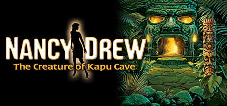 Купить Nancy Drew®: The Creature of Kapu Cave
