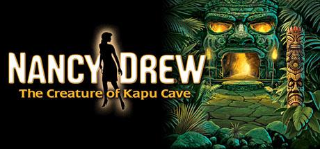 nancy drew kapu cave