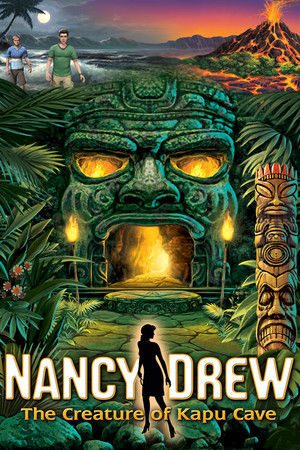 Nancy Drew: The Creature of Kapu Cave poster image on Steam Backlog