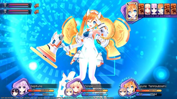 Hyperdimension Neptunia Re;Birth1 Uzume Battle Entry (DLC)