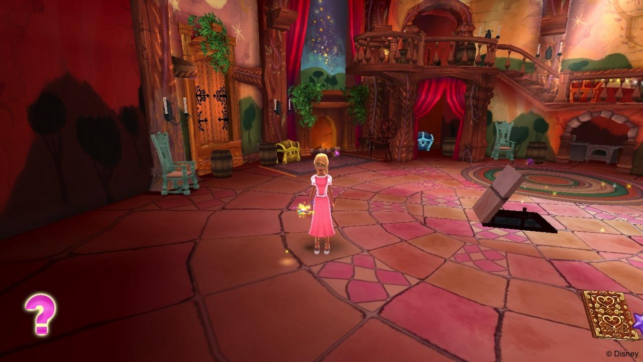 Download Disney Princess: My Fairytale Adventure Full PC Game