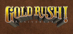 Gold Rush! Anniversary cover art