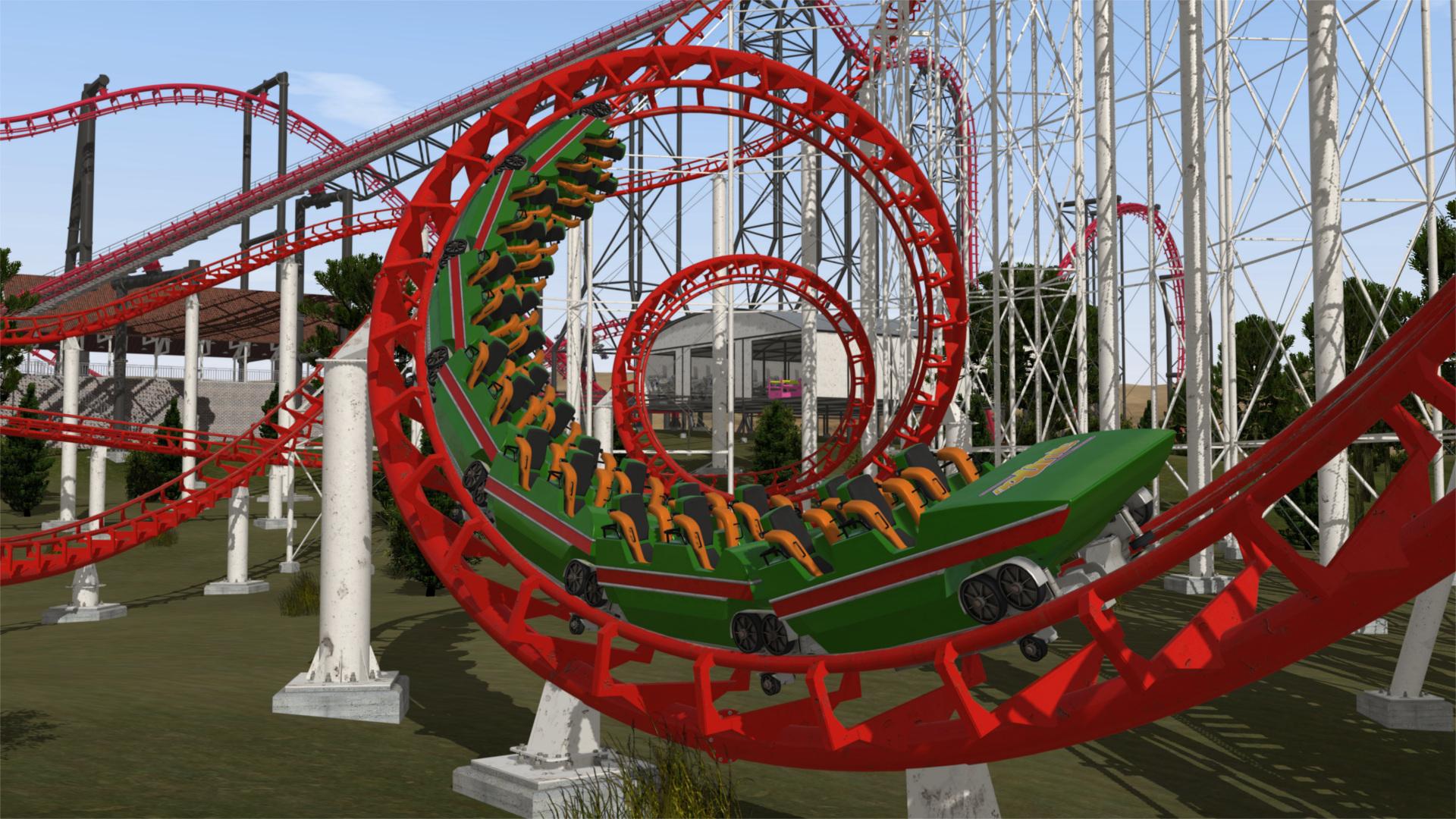 NoLimits 2 Roller Coaster Simulation Demo on Steam