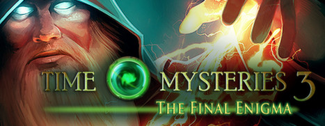 Time Mysteries 3: The Final Enigma - 时间之谜 3:最终谜团