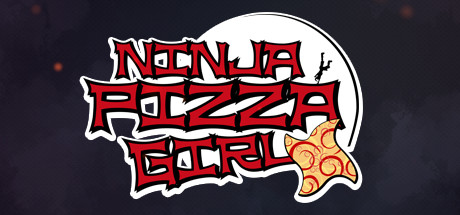 Ninja Pizza Girl cover art