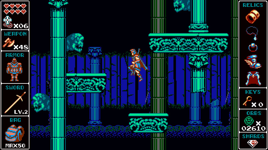 Odallus: The Dark Call screenshot 1