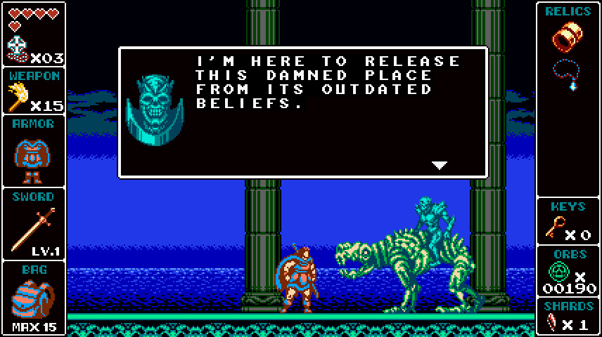Odallus: The Dark Call screenshot 3