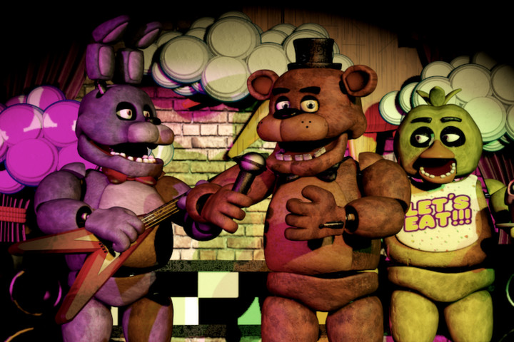five nights at freddy s on steam