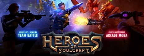 Heroes of SoulCraft - Arcade MOBA - 灵魂英雄
