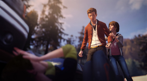 Life is Strange - Episode 1 Screenshot
