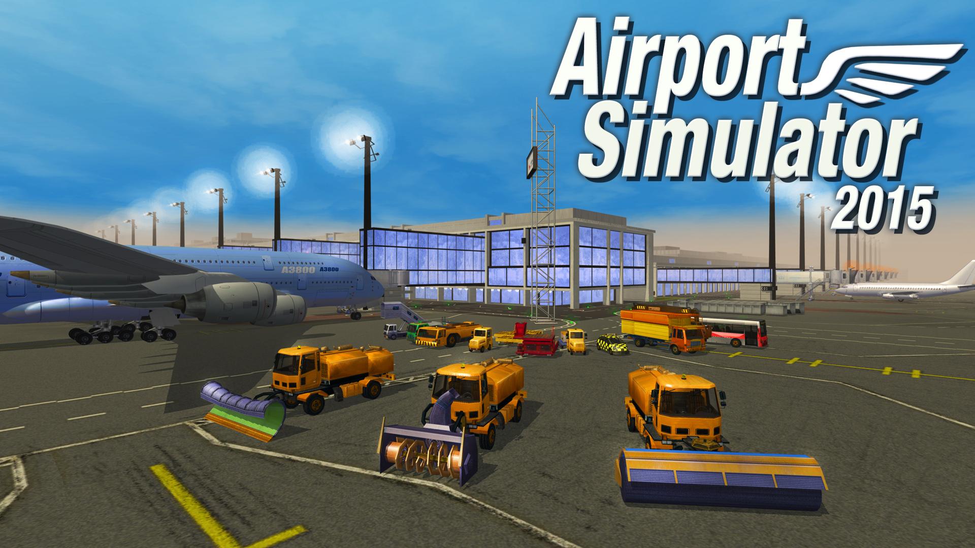 Airport Simulator 2015