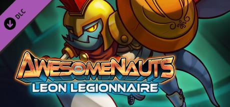 Awesomenauts Leon Legionnaire Skin