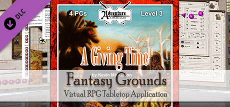 Fantasy Grounds - PFRPG: BASIC3 - A Giving Time Steam Discovery