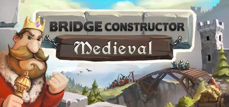 Bridge Constructor Medieval cover art