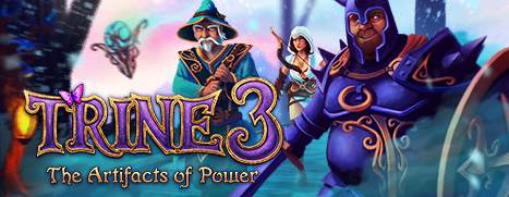 Trine 3: The Artifacts of Power - 三位一体 3:权力圣器