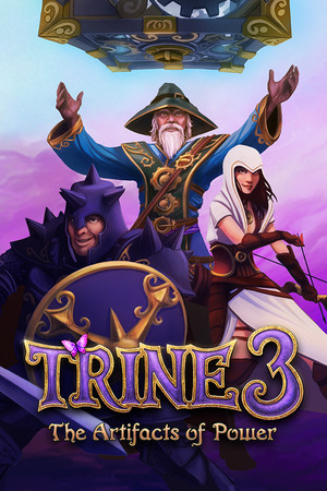 Trine 3: The Artifacts of Power poster image on Steam Backlog