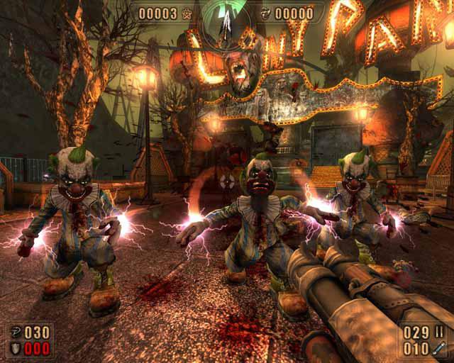 Painkiller: Black Edition screenshot 2
