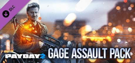 PAYDAY 2: Gage Assault Pack | DLC