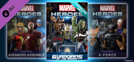Marvel Heroes 2016 Guardians Of The